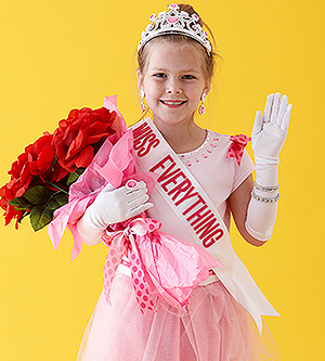 Do it yourself children costumes bites of style beauty queen photo credit parents solutioingenieria Image collections