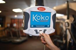 Koko FitClub Smart Trainer Photo Credit Koko Fit Club