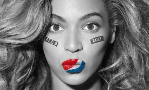 Beyonce Pepsico Superbowl 2013