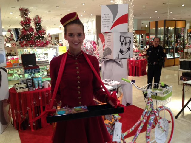 Neiman Marcus Holiday 24 At NM in Fort Worth Texas