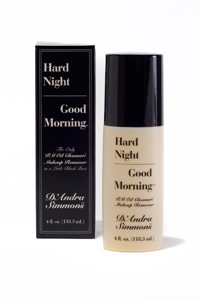 PM Oil Cleanser from Hard Night Good Morning Photo Credit Hard Night Good Morning