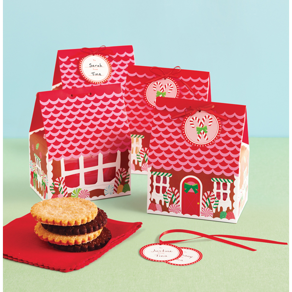 Wonderland Gingerbread House From Martha Stewart Crafts