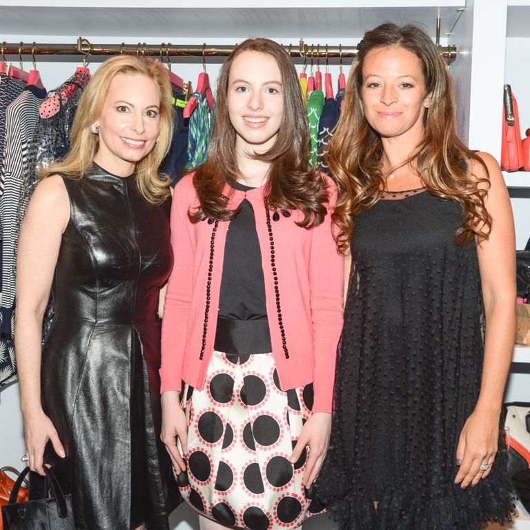Michelle Smith of MIlly NY at Her Madission Ave Store in NYC