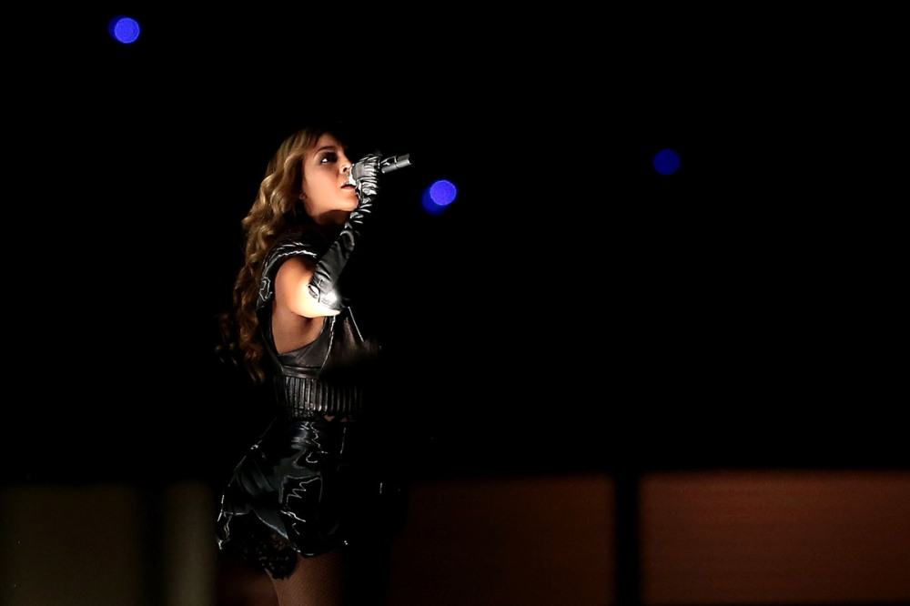 Beyonce Photo Credit Win McNamee Getty Images