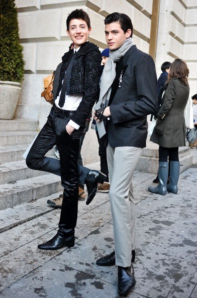 The Boys of New York Fashion Week