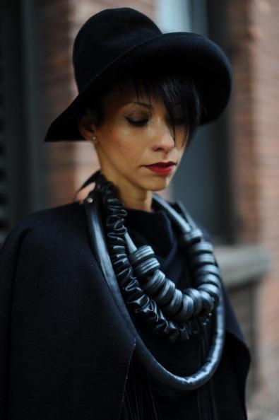 Big Statement Accessories from New York Fashion Week