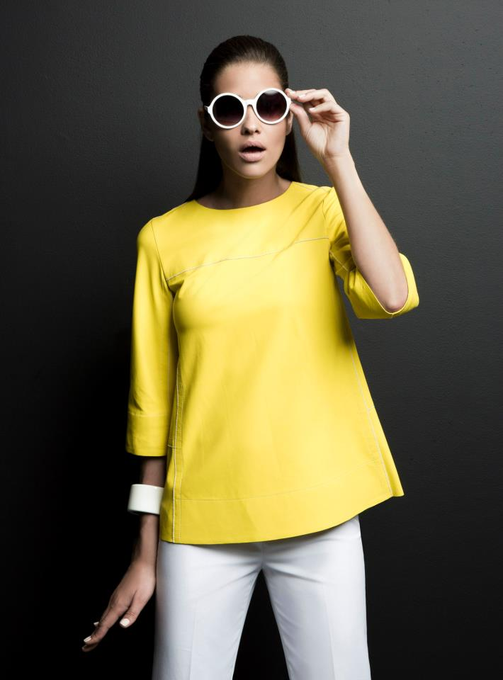 Spring Look From Lafayette 148 New York Photo Credit Lafayette 148 New York