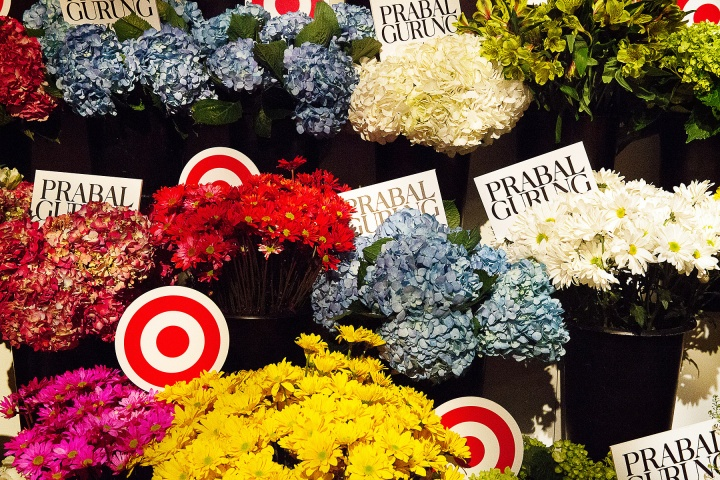 Prabal Target Launch Party in NYC