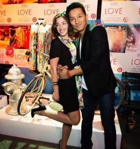 Designer Prabal Gurung At His Target Launch Event