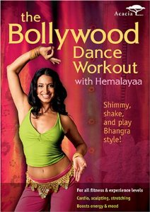 Bollywood workout via Amazon