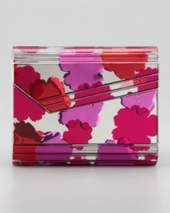 Jimmy Choo Clutch For $12500 Photo From Neiman Marcus