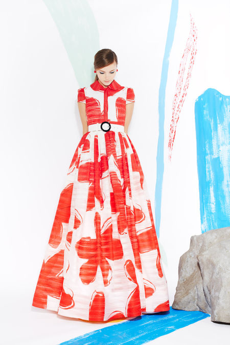 Alice & Olivia SS2013 Collection via Style.com