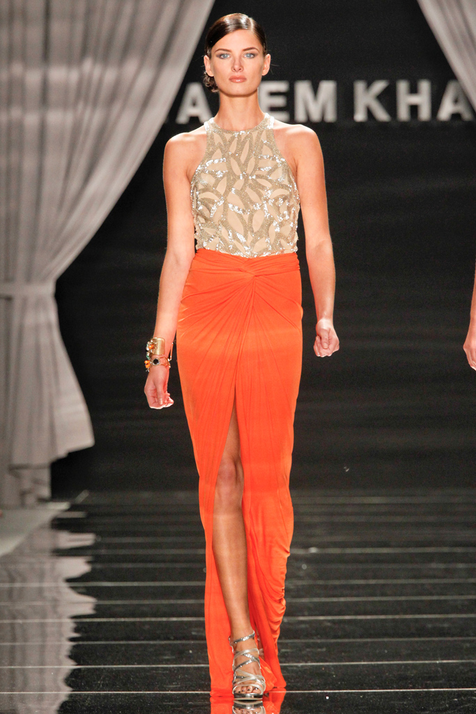Naeem Khan SS12 ( Photo Credit Style.com