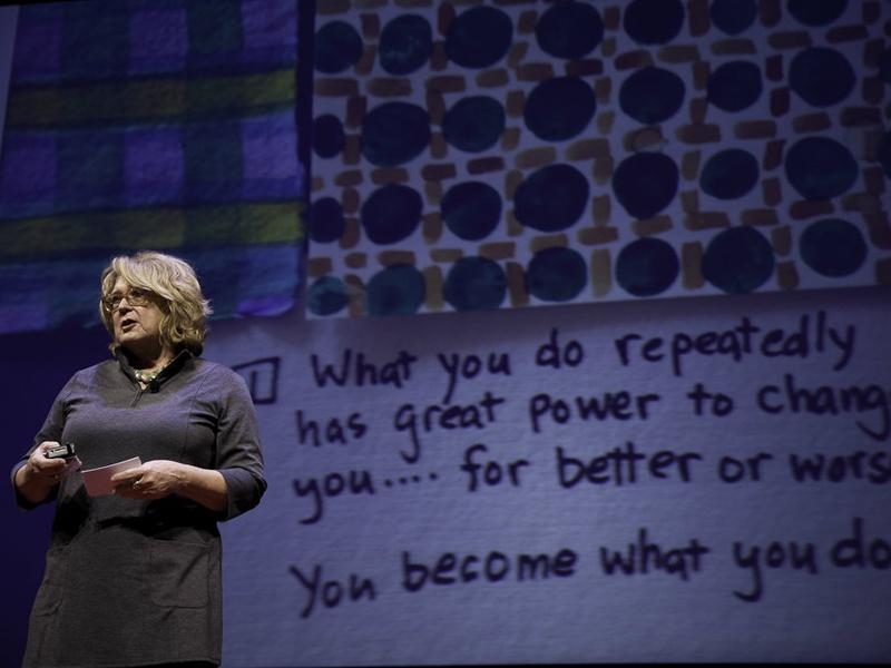 Pamela Nelson TEDxSMU speaker