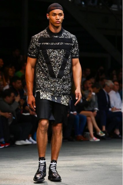 Givenchy SS15 Fashion GPS