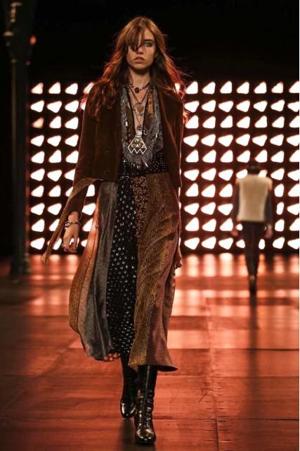 Saint  Laurent SS15 Mens Paris Fashion Week