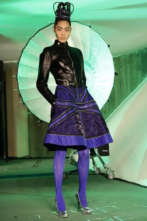 Jean Paul Gaultier Ready To Wear Fall Winter 2014 Paris