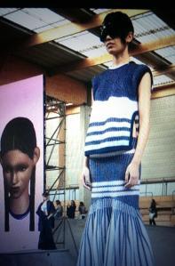 Kenzo SS15 Paris Fashion Week: Image Yahoo Style