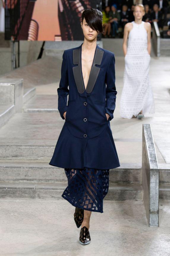 Kenzo SS15 Paris Fashion Week