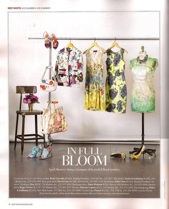 Timo Weiland in Gothman Magazine