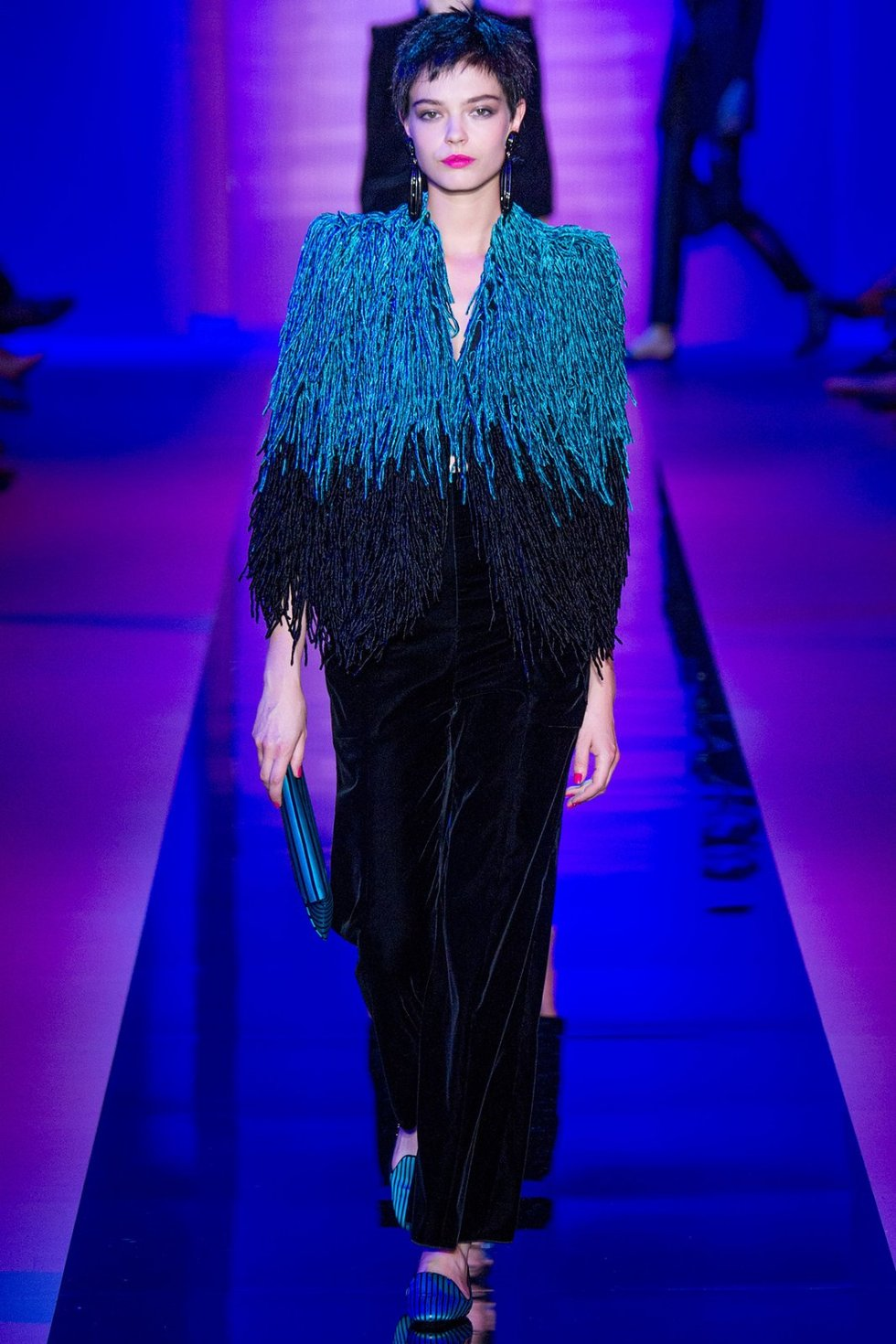 Armani Prive Couture Fall 2015